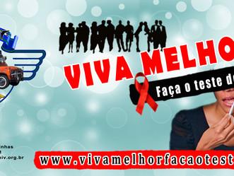 Campinas terá Plataforma virtual de testagem para o HIV