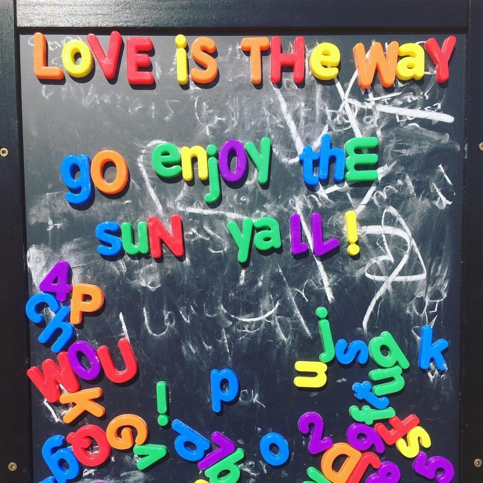 Love Is The Way | Lindsay Fischer