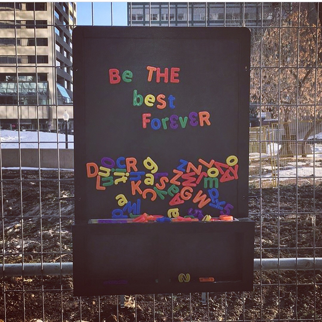 Be The Best Forever | Lindsay Fischer