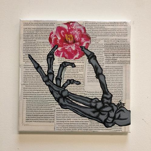 Bloomin' Hand (original)