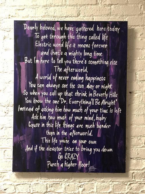 Dearly Beloved (original)