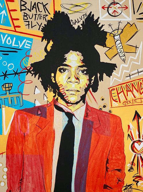 Basquiat PRINT