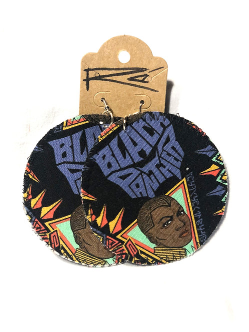 Black Panther (earrings)