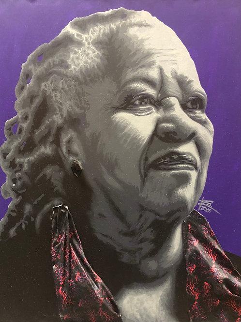 """""""Toni Morrison"""" PRINT"""