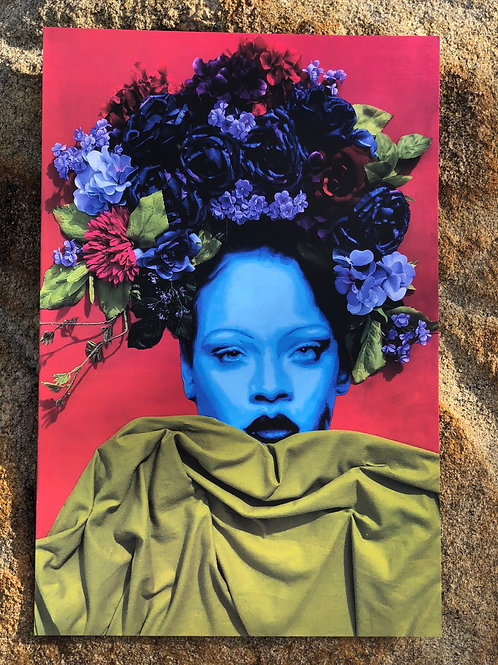 Rihanna en Vogue PRINT