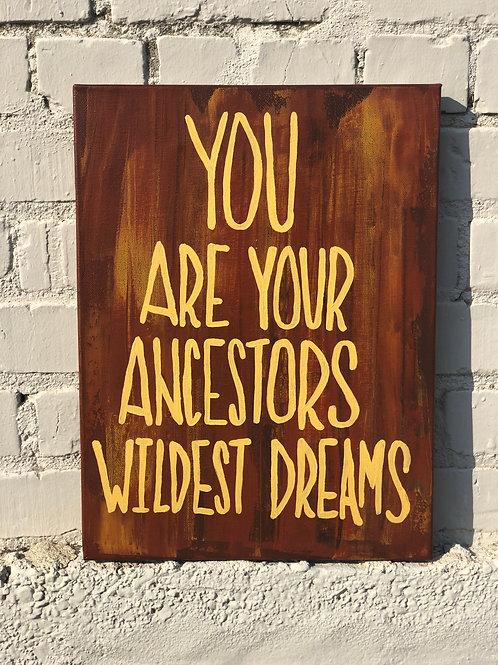Ancestors PRINT