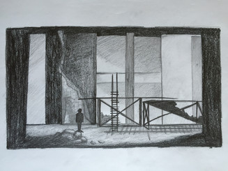 Concept Drawing - 'Fractions'