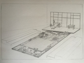 Concept Drawing - 'The Rivers of China'