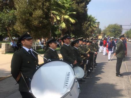 "DESTACADA PARTICIPACIÓN DE LAS ""BANDAS DE GUERRA E INSTRUMENTAL"" DEL CUERPO DE BOMBEROS DE VALPARAÍS"