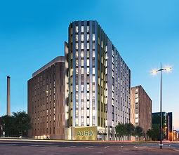 מצגת פרויקט - מגורי סטודנטים בליברפול -