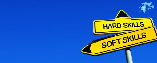 Você tem a Hard e Soft Skills mais valorizadas?