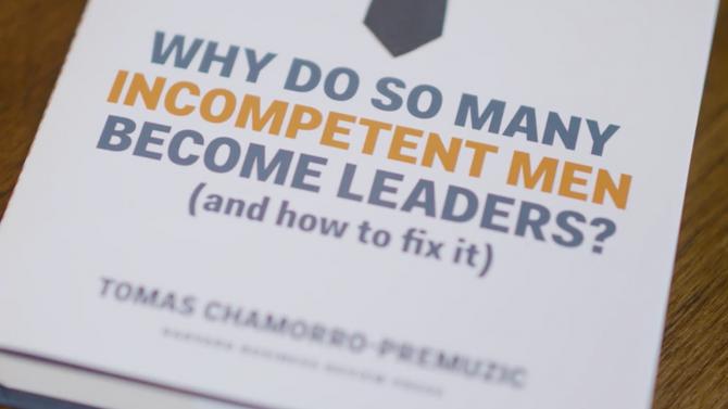 Por que há tantos incompetentes na liderança?