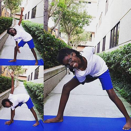 Semi-Private Kids Yoga Session