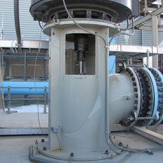 Peerless Vertical Turbine Pump Installation
