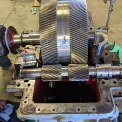 5.0MW STG Gear O/H
