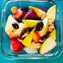 Tupper de frutas
