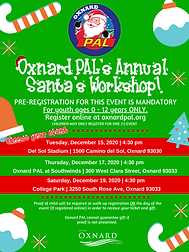 Copy of 2020 Santa's Workshop Pre-Reg in
