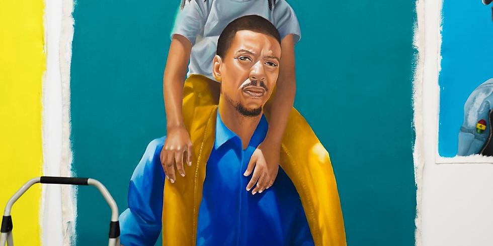DR Collectors' Artist Virtual Studio Visit - Solomon Adufah