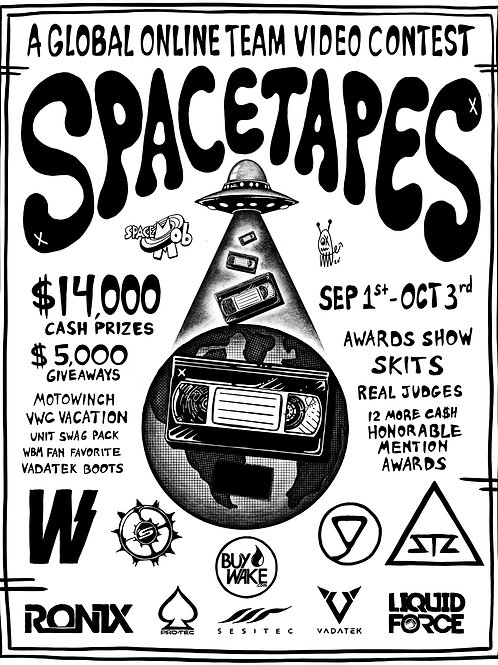 Space Tapes 2020 Team Registration