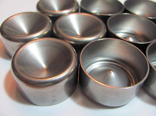 1.770 Stainless Steel Deep Cup Freeze Plug