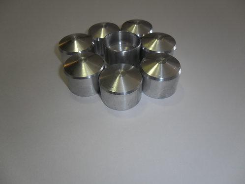 .995 Aluminum Cups