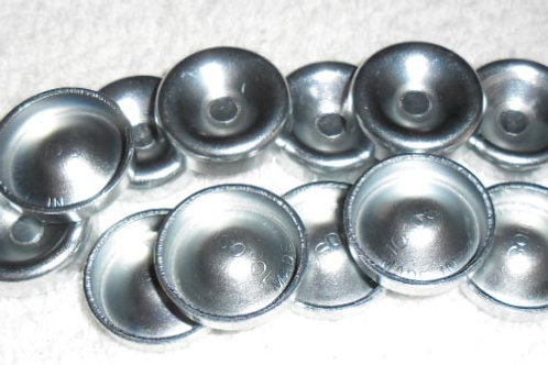 1 Inch Stamped Freeze Plugs