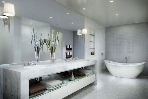 Bathroom Illuminations