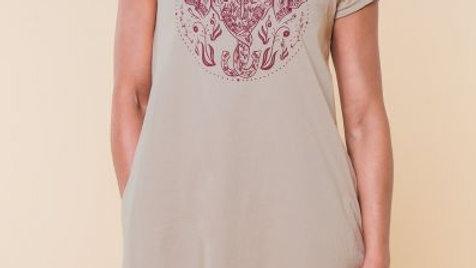NEW! Twisted Trunk T-Shirt Dress