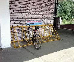 Велопарковка Пермь