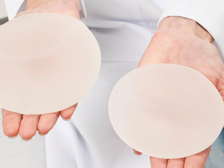 The shape of the prosthesis: Round or Drop shaped silicones?