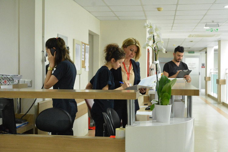 Our medical staff will be working for your health 24/7.