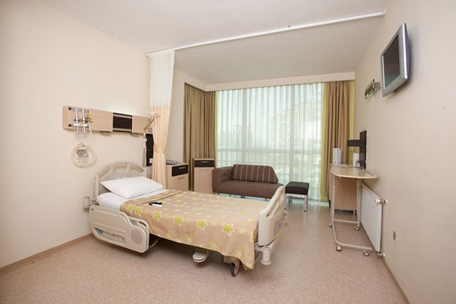 Our hospital room