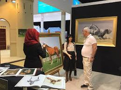Dubai Horse show
