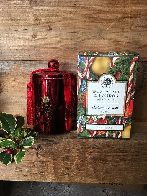 Wavertree&london Christmas candles