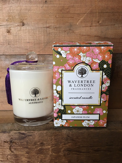 Wavertree and London candle