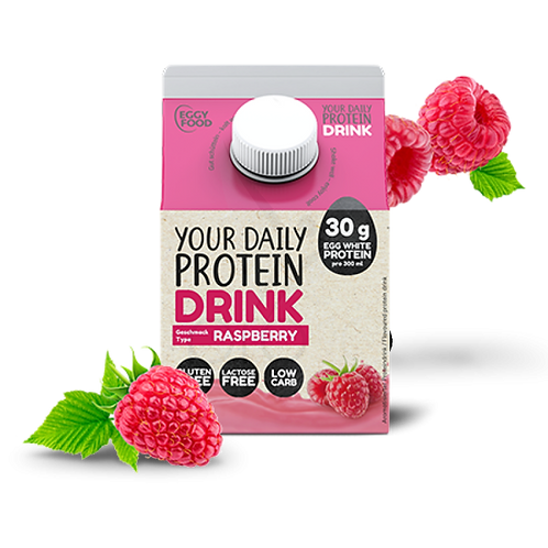 YOUR DAILY PROTEIN FRAMBOOS - 30 G