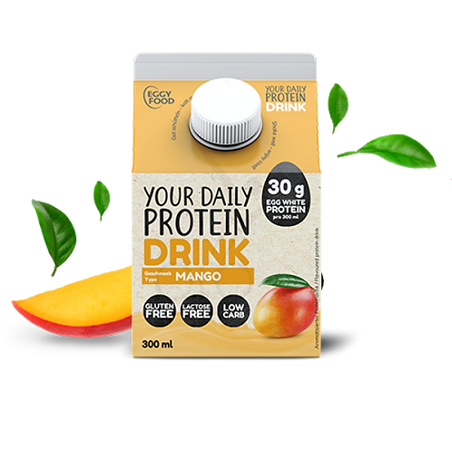 YOUR DAILY PROTEIN MANGO- 30 G