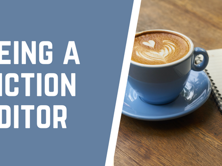 Being a Fiction Editor