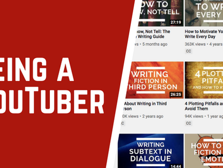 Being a YouTuber: Interview with Quotidian Writer