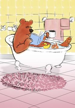A Bear Lives in My Bathtub