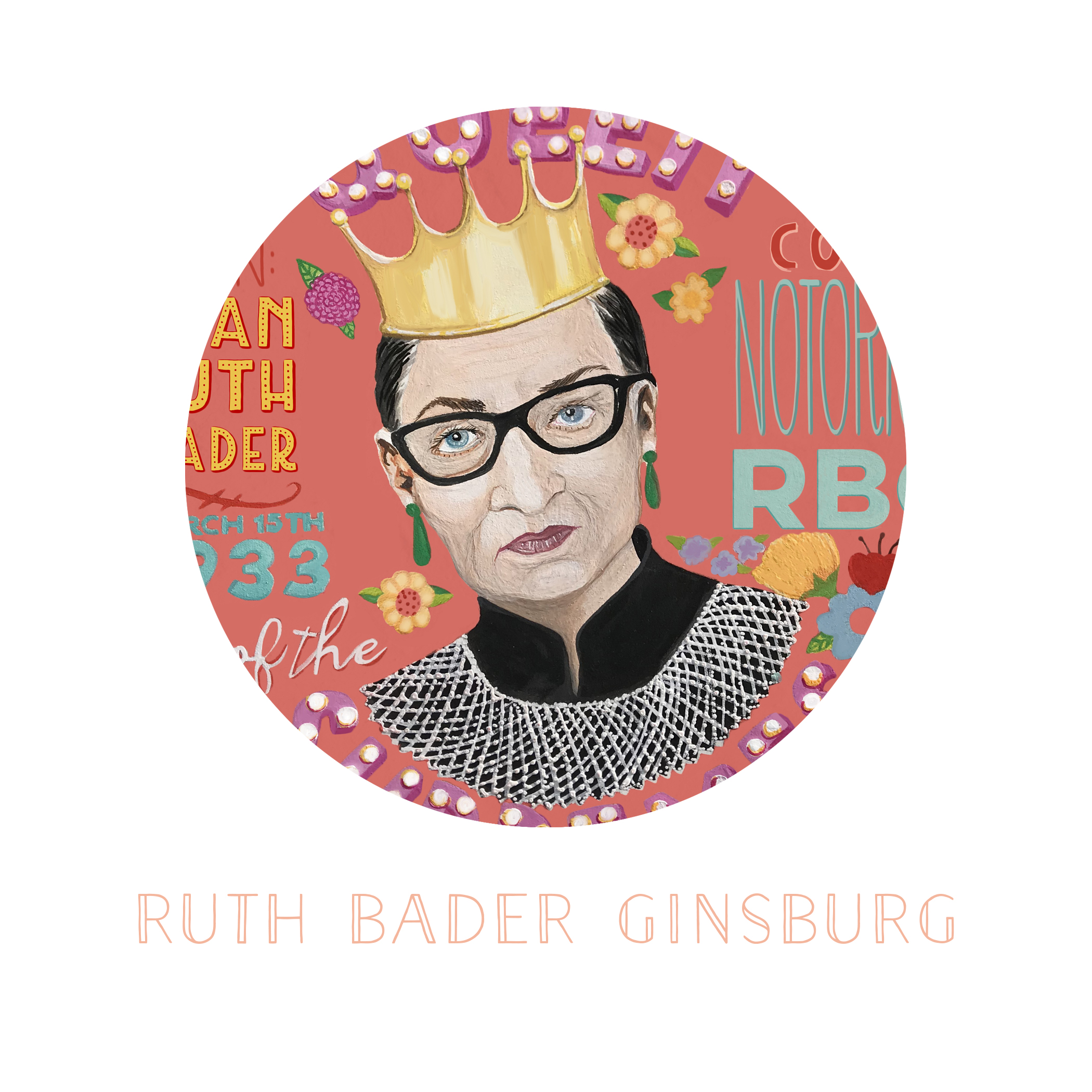 Portrait of Ruth