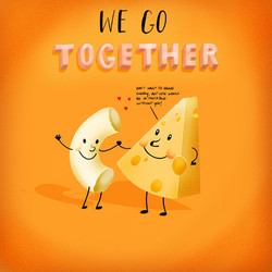 We Go Together Card Series