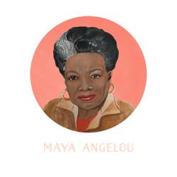 Portrait of Maya