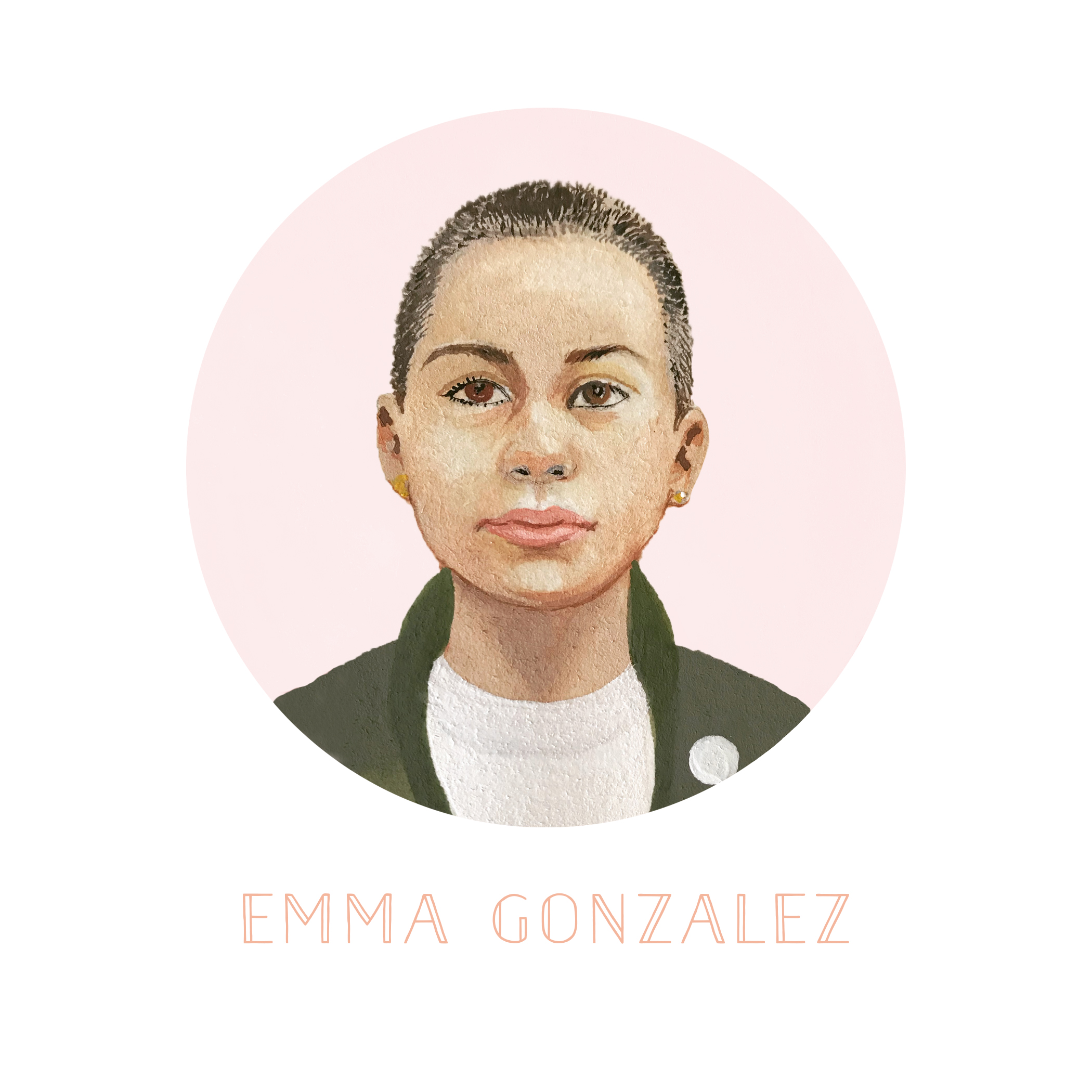 Portrait of Emma