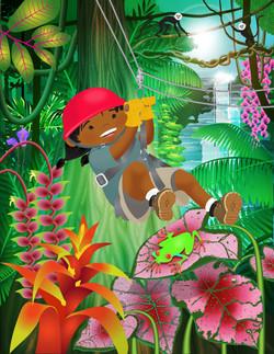 Adventure Girls! Rainforest