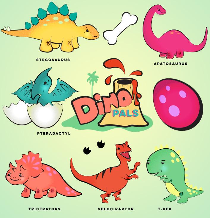 Dino Pals