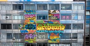 THE HAUS, una impresionante galería de arte urbano en Berlín