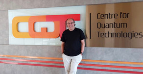 Centre for Quantum Technologies to welcome new Director