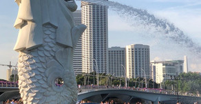 Day Star Fine Art travels to Singapore on a business mission.
