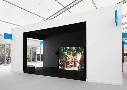Frieze 2021 | London | The Embassy of Art
